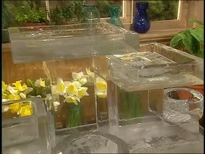 Video Tiered Ice Display For A Raw Seafood Bar Martha