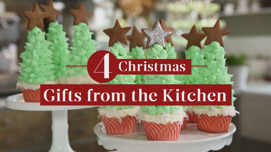Video 4 homemade christmas gifts from the kitchen for Christmas gift ideas from the kitchen