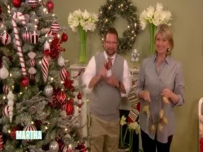Christmas Tree Themes Martha Stewart
