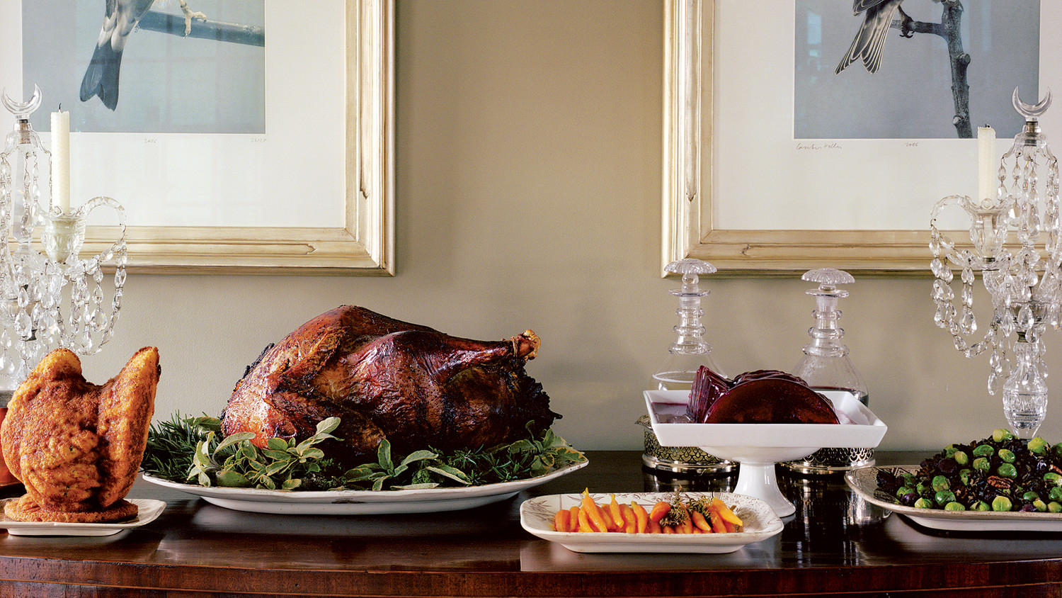 Thanksgiving Entertaining martha's thanksgiving at bedford | martha stewart