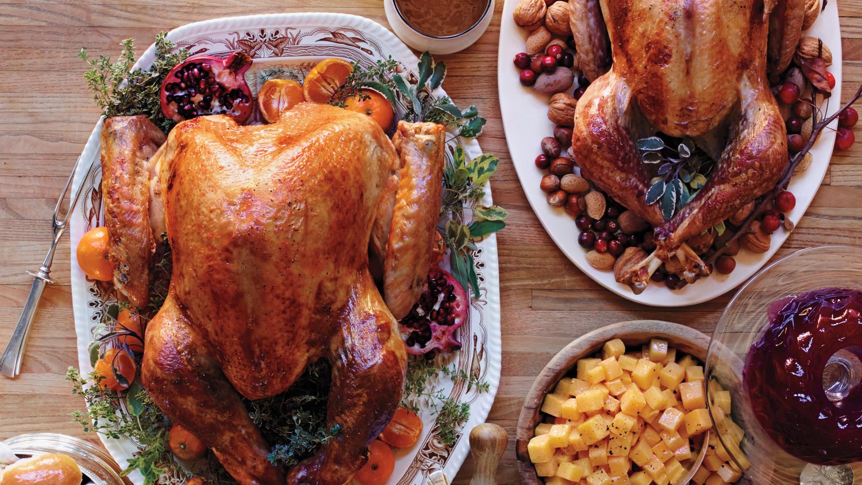 Thanksgiving Turkey Recipes Martha Stewart