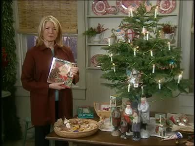 Christmas Tree Themes Martha Stewart
