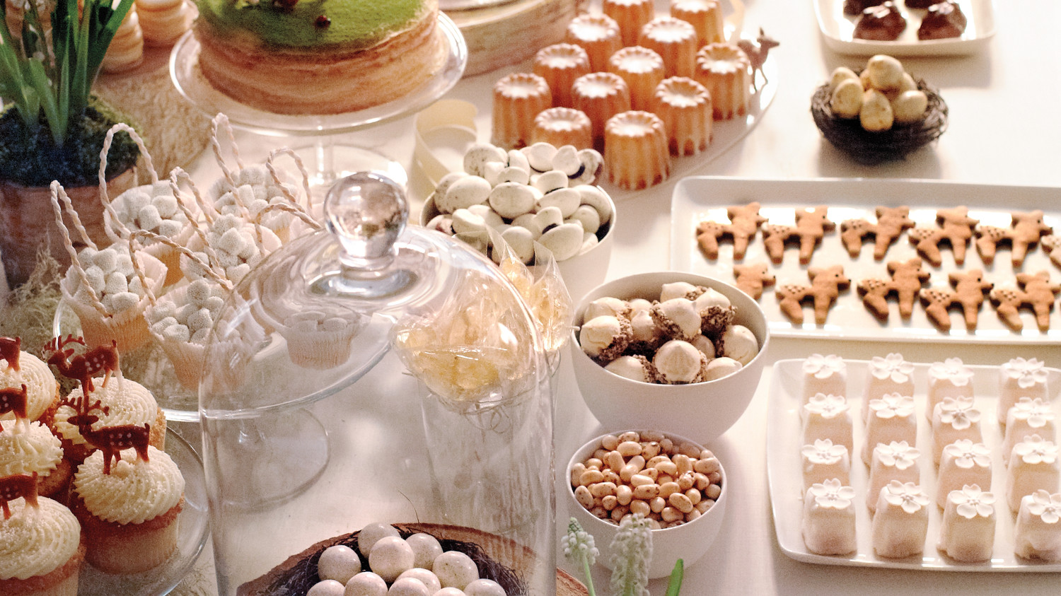 Top five tips for throwing a stylish baby shower martha - Baby shower decorations martha stewart ...