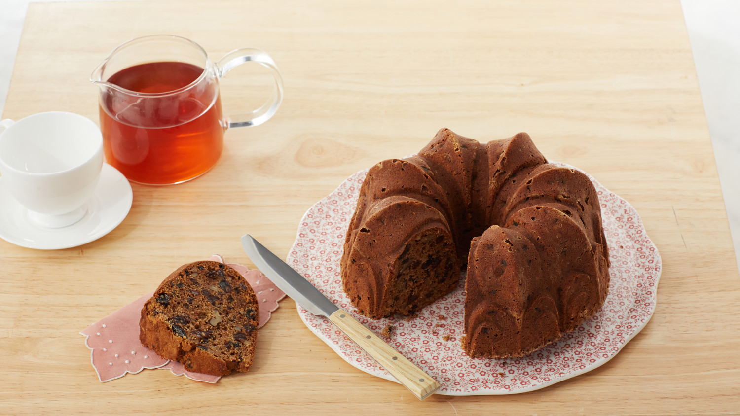 Martha Stewart Maple Bundt Cake Recipe
