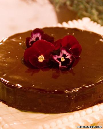 Double Diablo Cake Recipe | Martha Stewart