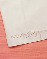 Sewing Basics: Mending Hems, Seams, and Holes