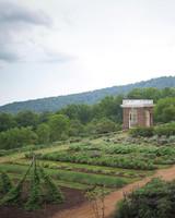 A President's Vegetable Garden