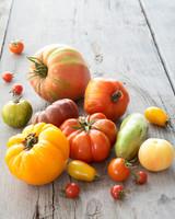 Heirloom Tomato Recipes