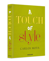 """Eye-Candy Interiors from Carlos Mota's """"A Touch of Style"""""""