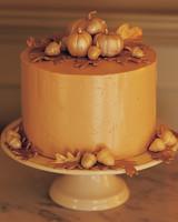 Fall Cake Recipes
