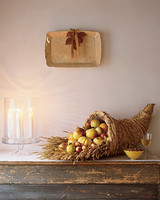 Handmade Cornucopia How-To
