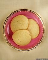 Nutmeg Cookie