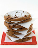 Ginger and Spice Cookie Recipes