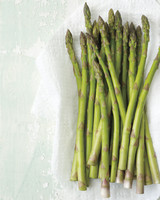 asparagus loose bunch
