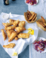 Fried Fish and Shellfish Recipes