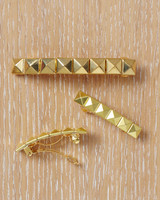 Studded Jewelry and Accessories