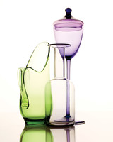 Collecting Mid-20th Century Glass Vessels
