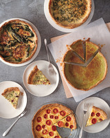 New Quiche: Recipes for Brunch & Beyond