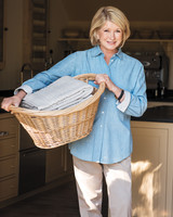Martha's Laundry Room Redo: Tips to Organize a Small Space