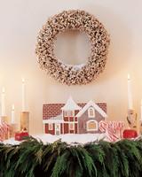 How to Make a Gingerbread House Facade