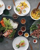 Cool and Easy Vietnamese Menu