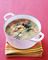 sausage and kale soup