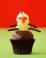 cyclops cupcake topper
