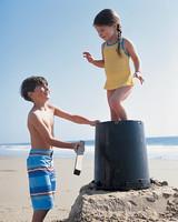 Sand Castle Tips