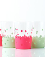 Projects by Palette: Vanilla, Putty, Camellia Pink, Pink Dahlia, Pea Shoot