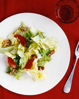 escarole blood orange walnut salad