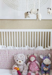 A Cozy and Colorful Nursery That Took No Time to Pull Together