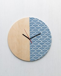You Can Make This DIY Wall Clock in No Time Flat