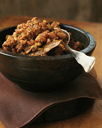 Pork and Pinto Bean Chili, Pressure Cooker Variation