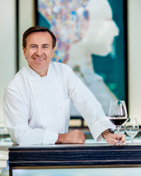 20 Years at the Top: Five Questions for Daniel Boulud
