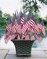 Creative Ways to Display the American Flag
