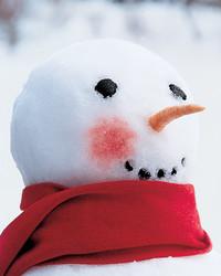 The Art of Building a Snowman