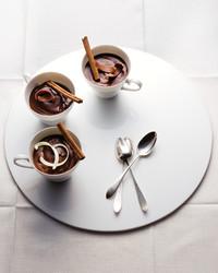 Individual Dark Chocolate Pudding Cakes