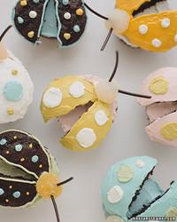 Bug Cupcakes