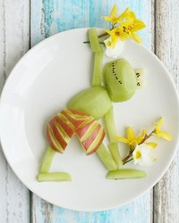 How a Mom Made Kiwifruit Cute (and Taught Her Son Yoga)