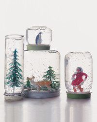 The Accidental Invention of the Snow Globe