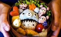 Is this the Ultimate School Lunch? These Character Bento Boxes Beat Sandwiches Any Day