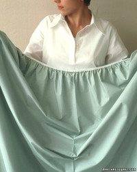 How to Fold a Fitted Sheet -- and Keep an Organized Linen Closet