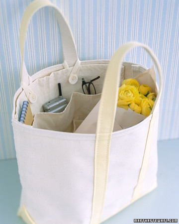 Removable Tote Organizer