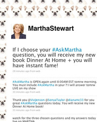 10 Times Martha's Twitter Gave Us Life