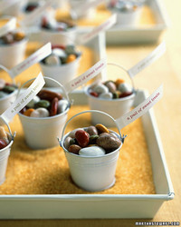 Candy-Rock Favors