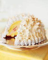 baked alaska cake