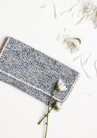 How to Crochet Your Own Cozy Clutch