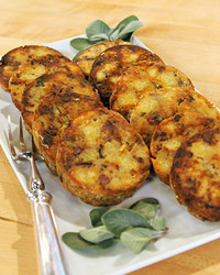Sausage and Sage Un-Stuffing
