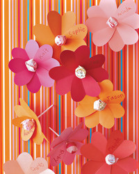 Handmade Valentines for Kids: Heart-and-Lollipop Flowers