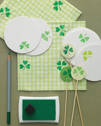 Shamrock-Inspired Craft Projects